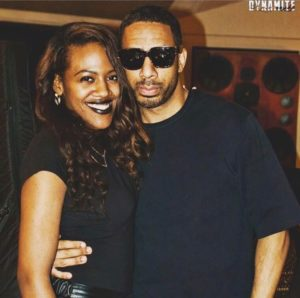 Ryan Leslie and Kristen